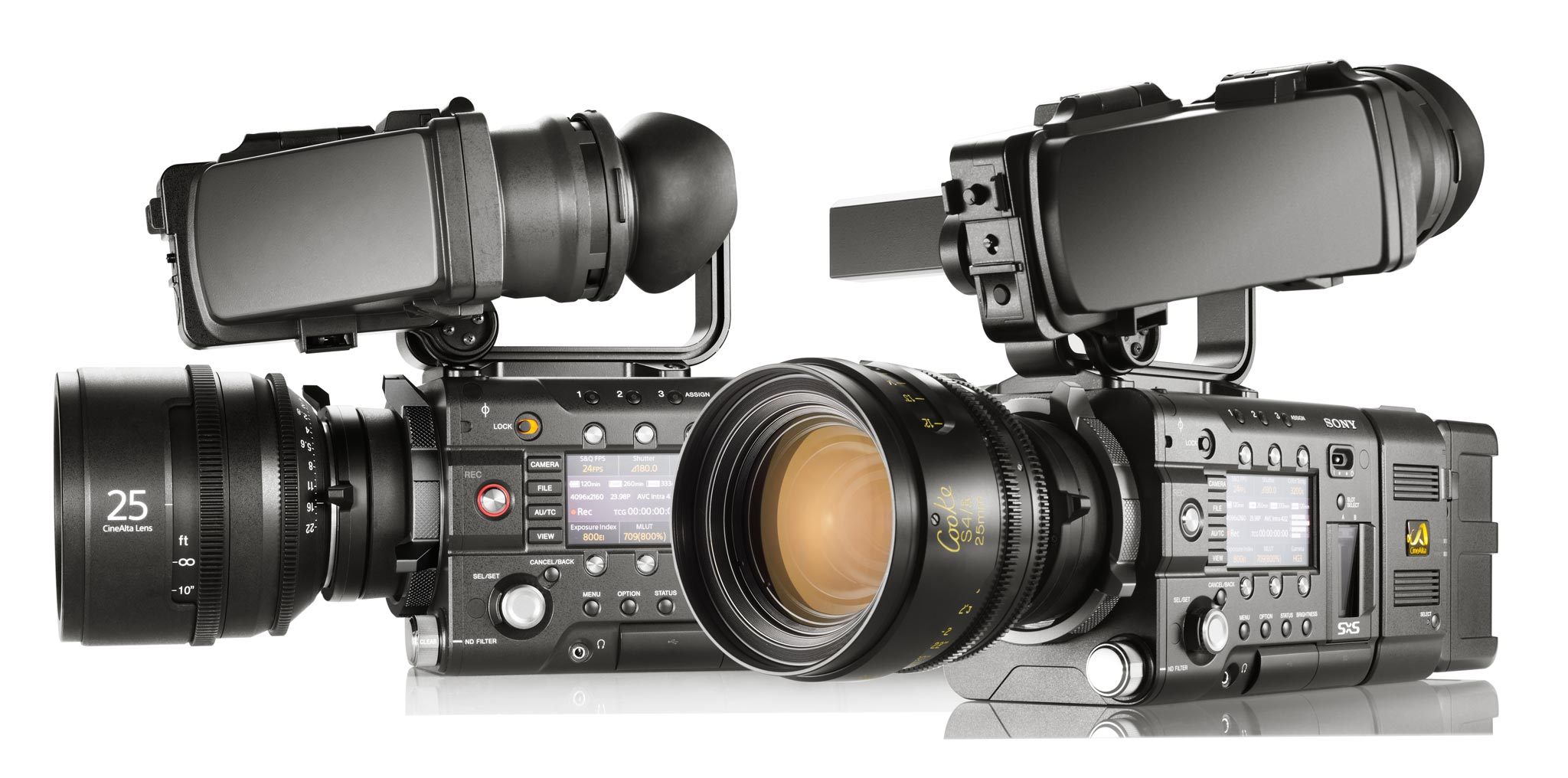 Sony F55 and F5 | Film and Digital Times