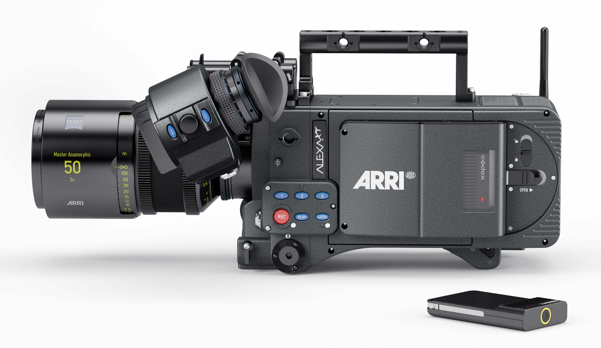 Arri Alexa Xr And Xt Now Support Arriraw Uncompressed Recording Lee Filters Double Slotted Lens Hood