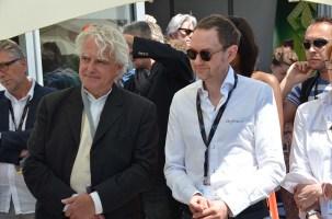 Jean-Yves le Poulain and Dominique Rouchon