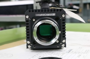 Highspeed full frame camera