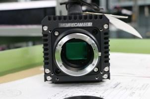 Highspeed full frame camera