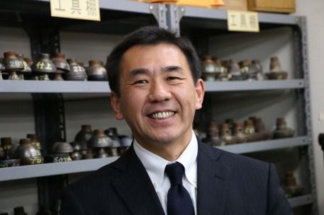 Mr. Seigi Nakajima, President of NAC