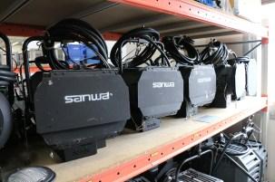 Sanwa HMIs