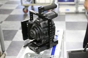 Canon Cinema EOS Sanwa mod