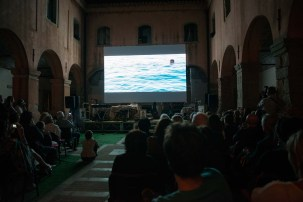 final night's screenings of the short films done at the CineCampus of TERRE DI CINEMA 2013