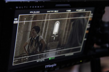 detail from the shoot in the Abbey of SS Pietro e Paolo d'Agrò.