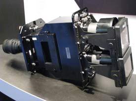 Real-D 3D projector lens