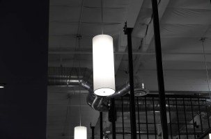 Custom space-light-like lighting