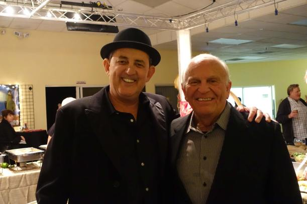 Amnon Band and Enzo Castellari