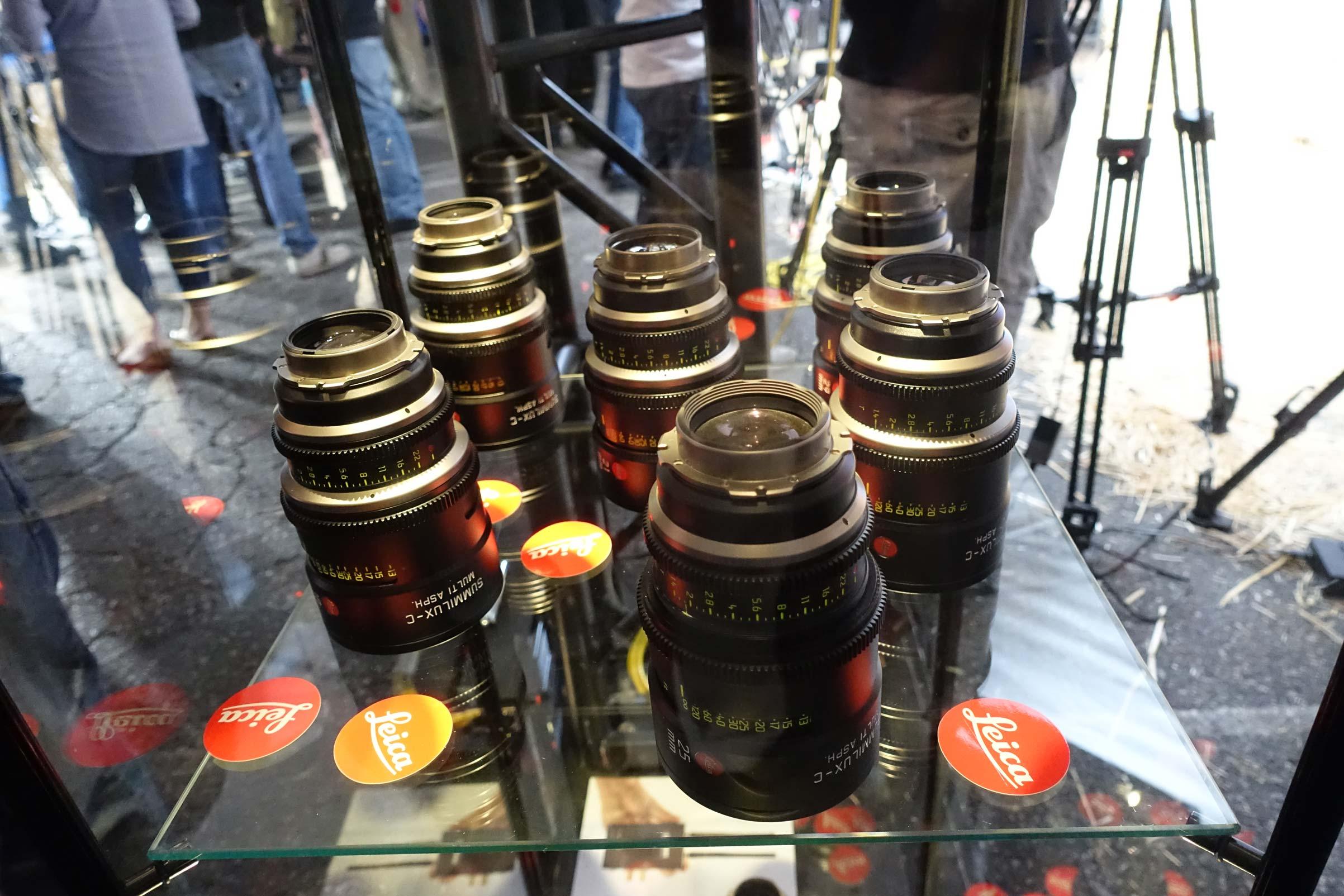 Leica Summilux-C