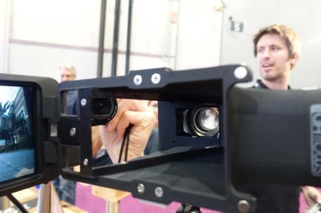 SmallHD Sidefinder viewfinder