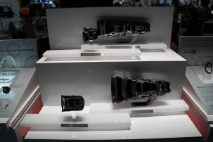 Canon Cutaway Lenses