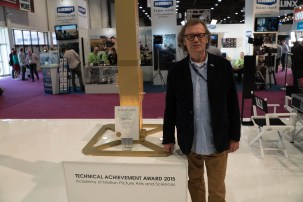 Towercam Twin Peek AMPAS 2014 Technical Achievement Award Winner