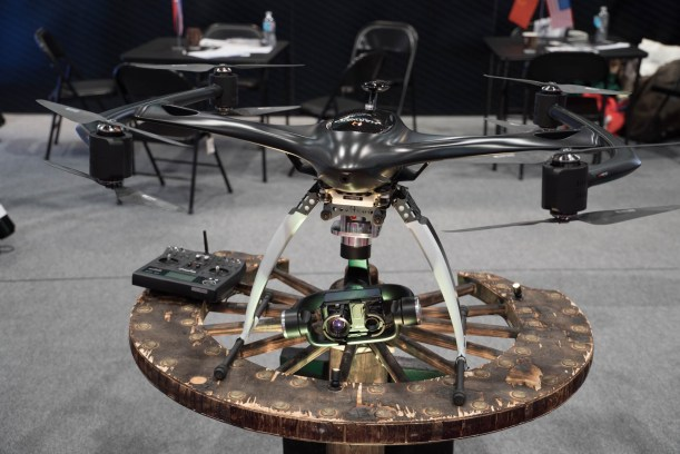 Harwar Large Quadricopter Drone