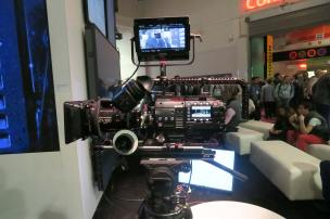 Panavised VariCam 35 with PV Accessories