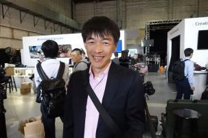 Motoyuki Ohtake, Sony Lens Designer