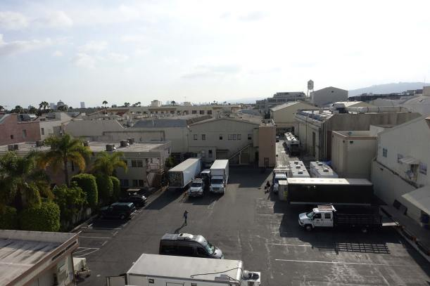 Cine Gear on the Paramount lot