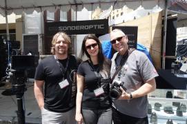 Leica / CW Sonderoptic: Seth, Laura, Uli