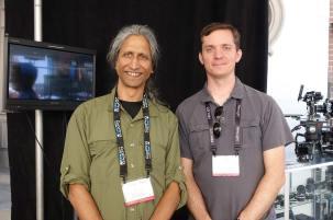 Bobby Maruvada and Peter Postma