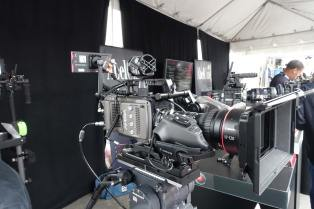 Transvideo StarliteHD on Amira