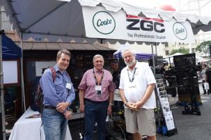 John Buckley, Movietech, Les Zellan, Cooke Optics