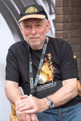 Nigel Walters, BSC