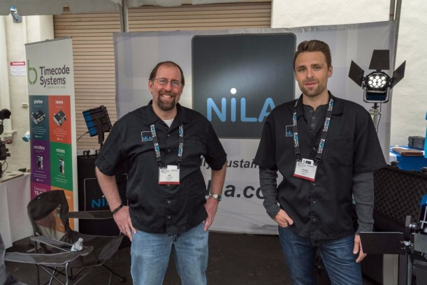 NILA's Jim Sanfilippo and Jordan Hall