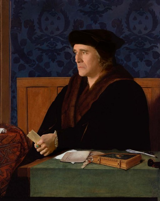 """Mark Rylance as Thomas Cromwell. By Gavin Finney, BSC. Photons on Alexa sensor. 2014. 1920 x 1080 ProRes 444.  From """"Wolf Hall"""" series on BBC and Masterpiece Theatre."""