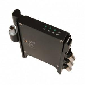 Video Distribution: 4 HD-SDI outputs