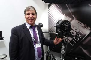 K5600's Marc Gallerne with new Alpha 800