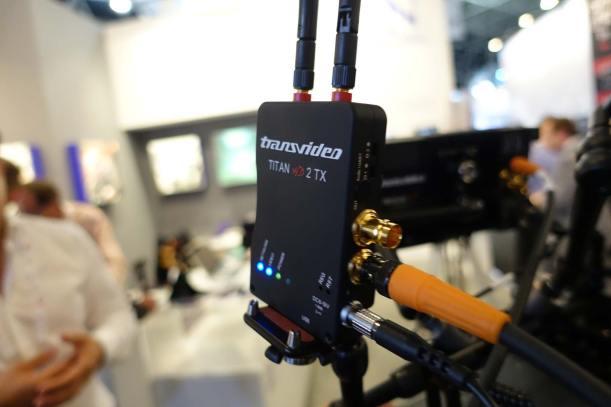 Transvideo Titan HD 2 TX transmitter