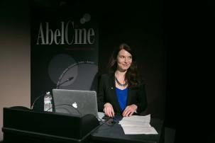AbelCine Camera Tech Specialist Megan Donnelly