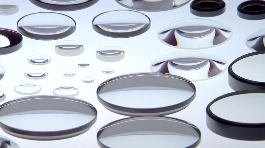 Panasonic's Yamagata lens factory.