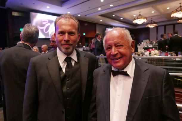 Stephan Ukas-Bradley and Heinz Feldhaus
