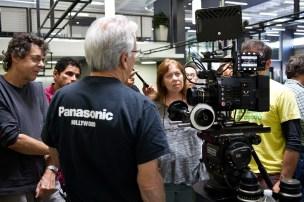 Peter Bonilla, Cinematographer Javier Costa, Camera Operator SOC Cricket Peters, Cinematographer
