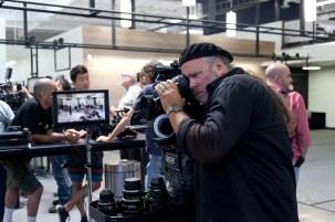 Kurt Nolen, Camera Operator SOC