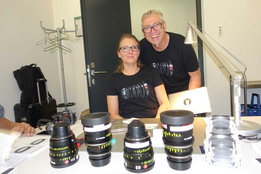 Mereike Feiling and Ulrich Schroder