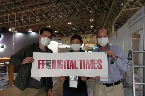 Arato Ogura, Masako Misako, JF