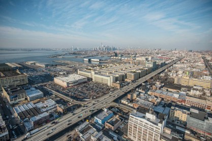 Industry City and Gowanus Expressway today