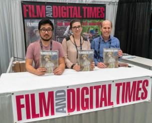 FDTimes Booth C10206-Shun, Justine, Jon