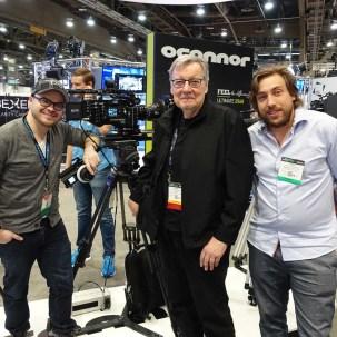 Michael Cioni, Geoff Boyle, Tama Berkeljon