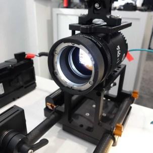 P+S Portable Lens Projector
