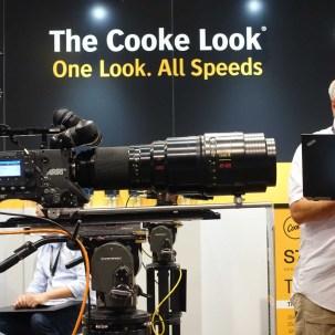 Cooke 45-450 S35 Anamorphic zoom
