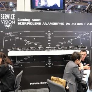 New Scorpio 20mm S35 anamorphic