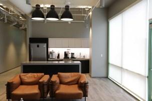 Espresso café and lounge