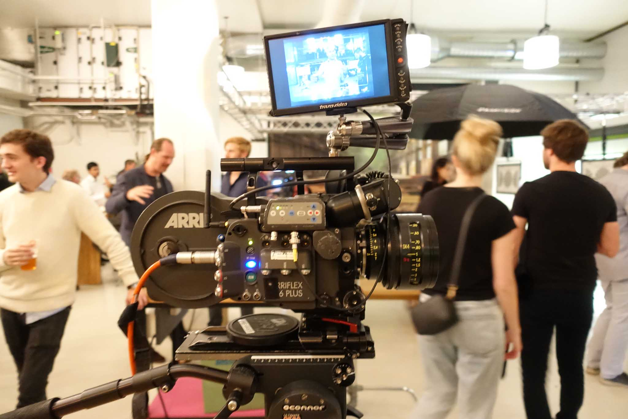 16mm production alive and well