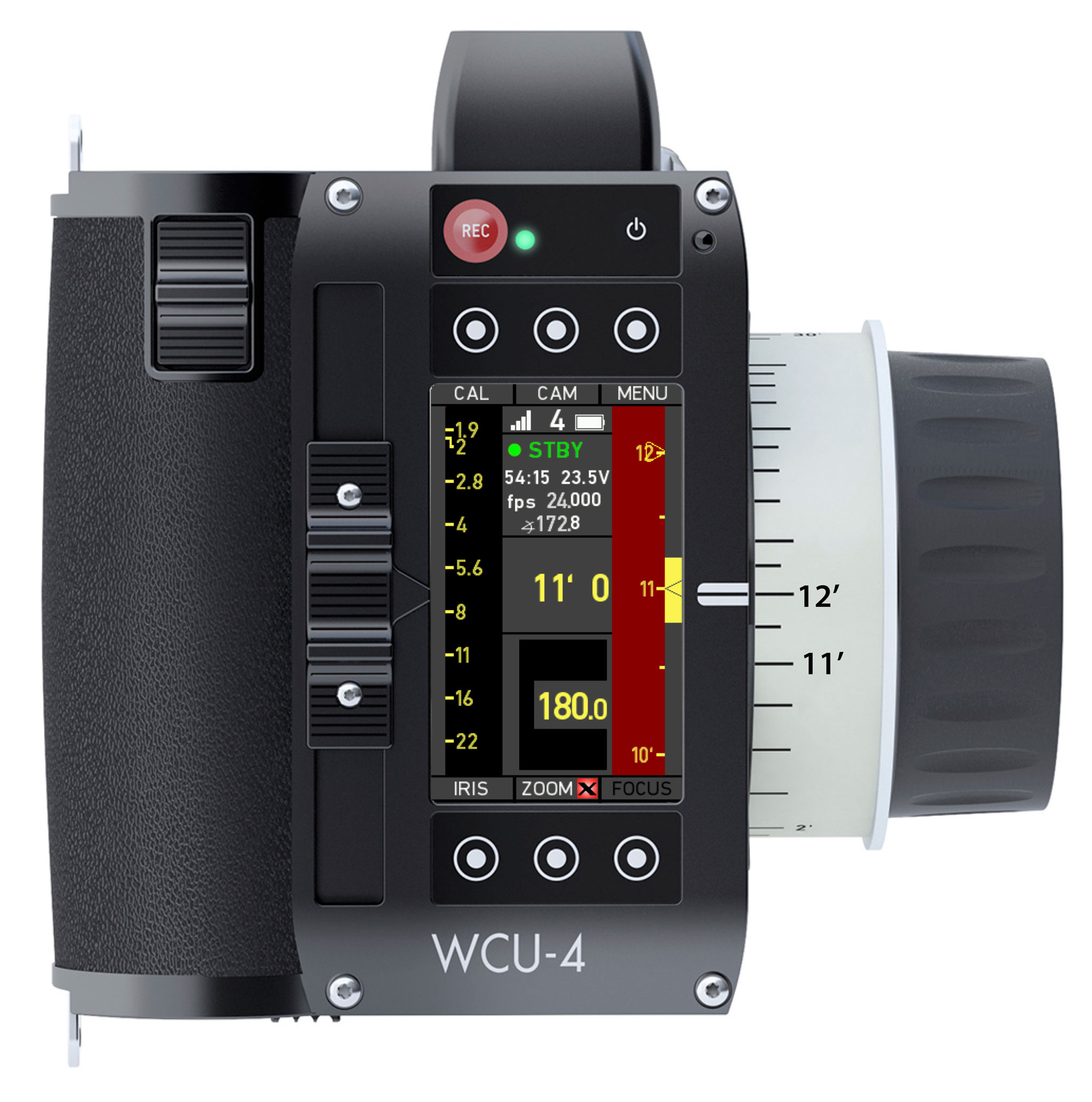 Cinec Cam Gentle Touch Michaelieclark Sigma 20mm T15 Ff High Speed Prime For Canon Sony The Operator Control Unit Works Together With Arris Wireless Wcu 4 Lens