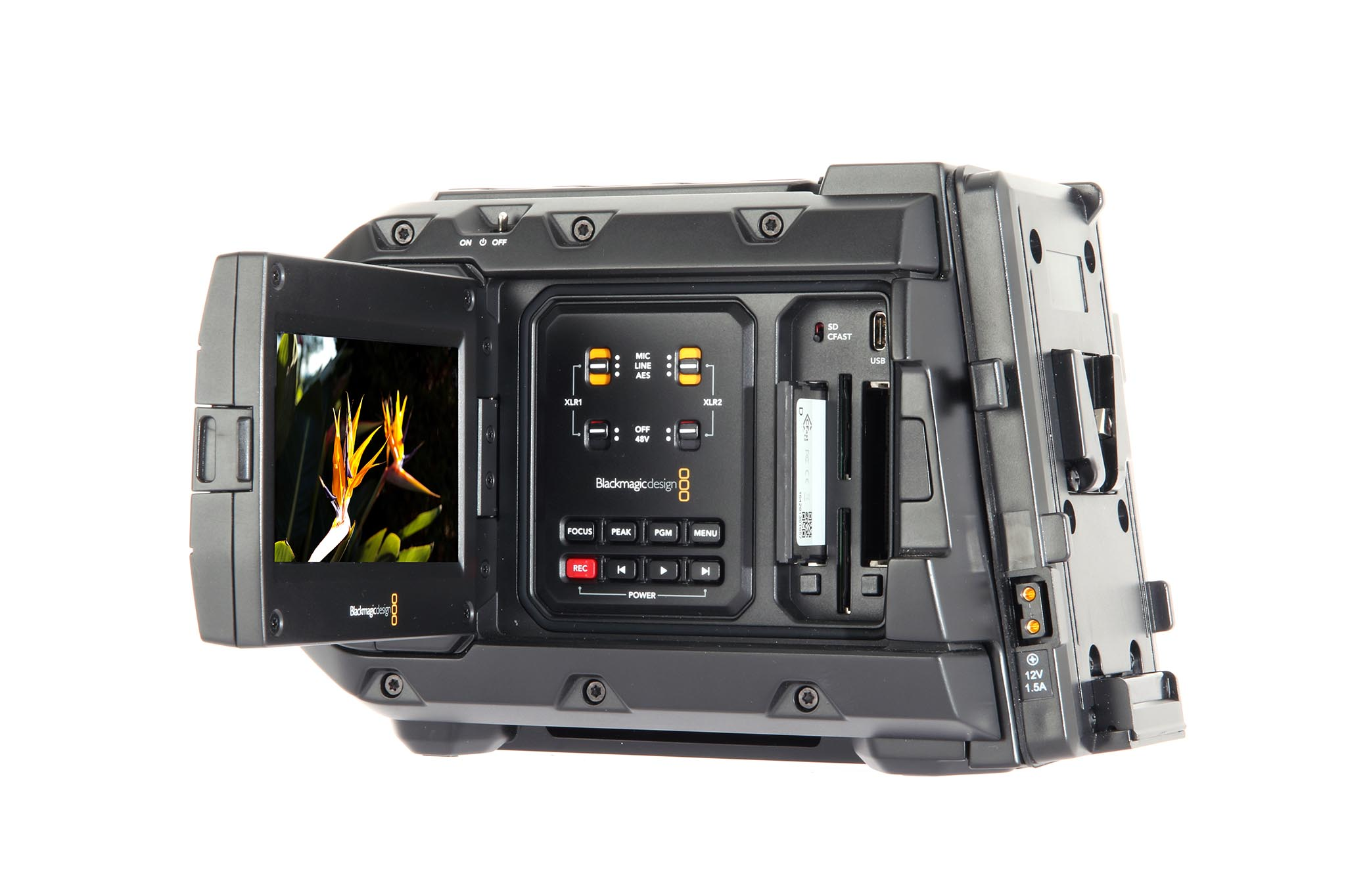 New Blackmagic URSA Mini Pro 4 6K G2 with Blackmagic RAW | Film and