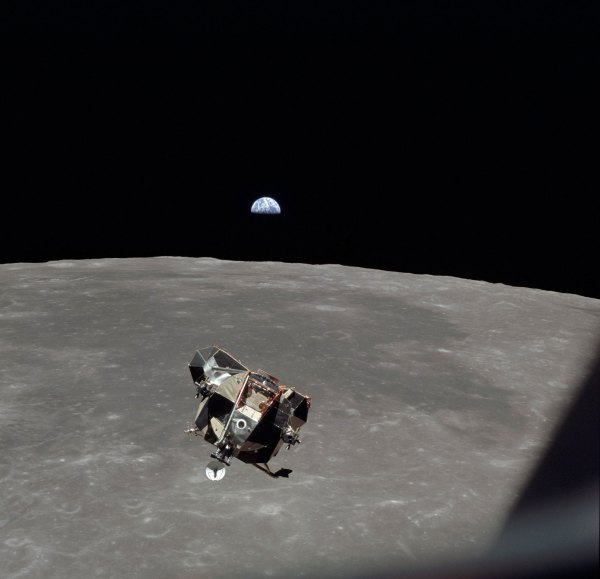 July 20, 1969 – One Giant Leap for Mankind