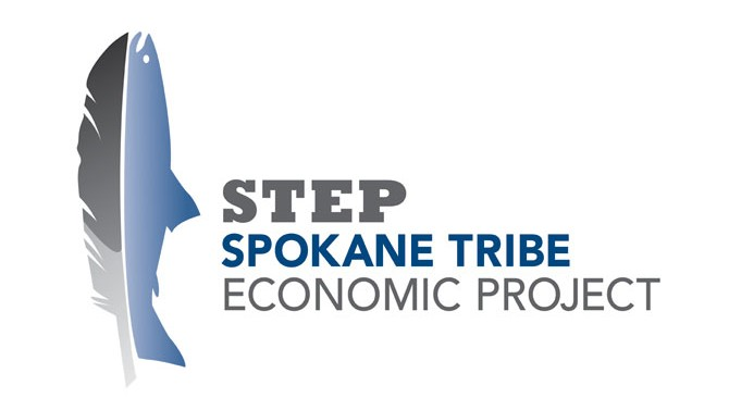 Spokane Tribe Economic Project Logo